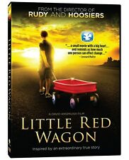 Little Red Wagon [DVD Movie, Region 1, PG, True Story Inspired, 1-Disc] NEW