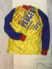 NOS Peugeot BMX  Team Vintage Old School Race Top Size 32 Chest
