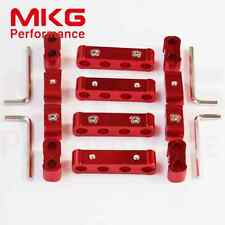 Engine Spark Plug Wire Separator Drive Clamp Kit For 7mm 8mm 12pcs RD