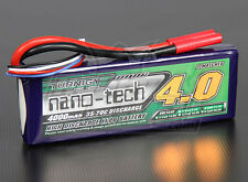 RC Turnigy nano-tech 4000mah 3S 35~70C Lipo Pack