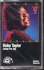Jump for Joy by Koko Taylor (Cassette) BRAND NEW FACTORY SEALED, GIFT QUALITY