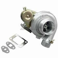 T3 Internal Wastegate V-Band Turbo Charger 0.48 AR Exhaust 0.60 A/R Compressor