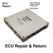 99-02 Nissan Maxima ECM ECU Engine Computer Repair & Return Fast Turnaround Time