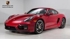 Porsche : Cayman GTS