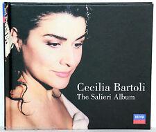 CD CELILIA BARTOLI - The Salieri Album