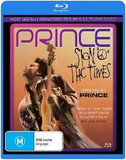 PRINCE : SIGN 'O' THE TIMES  -   Blu Ray - Sealed Region B