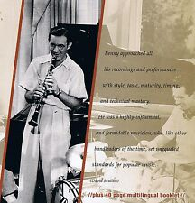 "BENNY GOODMAN ""Life Goes To A Party"" 4CD-Buchbox incl. Booklet 85 Tracks NEU&OVP"