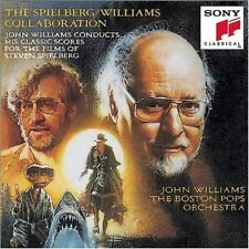 Spielberg/Williams Collaborati - Williams,John (1991, CD NEUF)