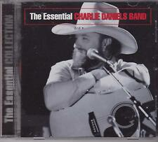 THE ESSENTIAL CHARLIE DANIELS BAND - CD  - NEW -