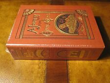 Easton Press JOURNEY TO THE CENTER OF EARTH Jules Verne Deluxe Limited Edition