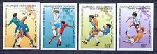 Fußball WM 1990 - Komoren - 935-938 B ** MNH