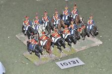 25mm napoleonic french hussars 13 cavalry (10131)