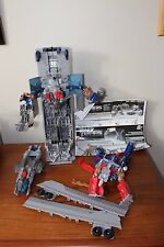 Transformers Dark Of The Moon Autobot Ultimate Optimus Prime +