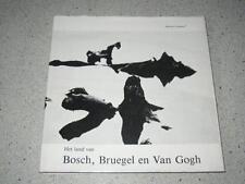 Het land van BOSCH, BREUGEL EN VAN GOGH  Martien Coppens Signed