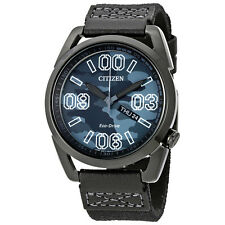 Citizen Eco-Drive Mens Watch AW0018-00F