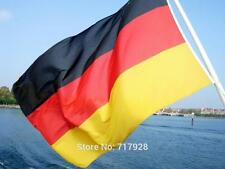 Wave 3x5 Feet Super-Poly German FLAG Country germany football Banner 90x150cm