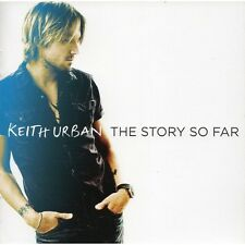 KEITH URBAN The Story So Far CD BRAND NEW Greatest Hits Best Of