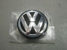 1x Monza Alloy Wheel Centre Cap MK5 Golf GTI Genuine Volkswagen VW