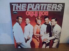 "2 LP 12"" THE PLATTERS - Only you - EX/EX - MERCURY - 6619 007 - GERMANY"