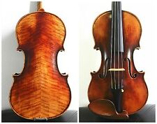 An old Italian soloist violin by Andeas Lucarini 1927, 4/4 Full Size