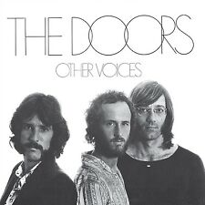 THE DOORS - OTHER VOICES  VINYL LP NEU