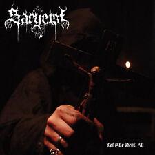 Sargeist - Let the Devil In CD,HORNA