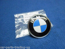 BMW e28 525e 525i Emblem NEW Logo Badge rear Trunk Lid Made in Germany 1872969