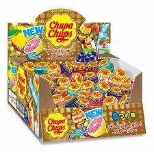 From Japan Chupa Chups Candy The Best of Flavors 45pcs