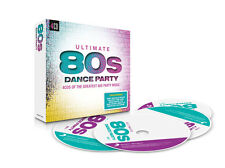 Ultimate... 80s Dance Party - Various Artists (Album) [CD]