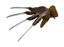 Freddy Krueger Nightmare on Elm Street Halloween Fancy Dress Costume GLOVE 6591