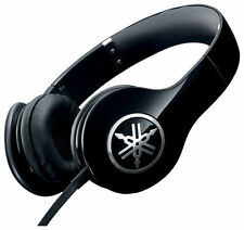 Yamaha PRO 300 Piano Black Headset Made 4 iPhone (3.5 MM)
