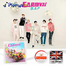 New But No Factory Seal B.A.P 5th Mini Album CARNIVAL K-pop CD