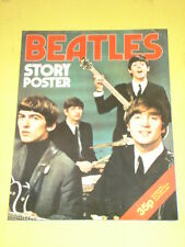 BEATLES STORY POSTER