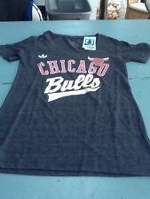 Chicago Bulls, adidas, NBA Fan Gear, Women's Shirt