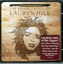 Lauryn Hill-The Miseducation of Lauryn Hill, CD