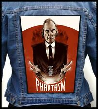 PHANTASM #2 --- Giant Backpatch Back Patch / Classic 80's Sci-Fi Cult Horror