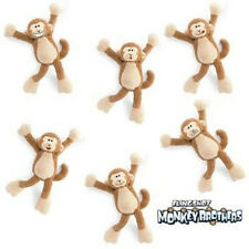 1pc FLINGSHOT MONKEY BROTHERS FLYING SLINGSHOT MONKEY TOY superfly dog kids G18