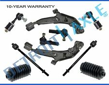 Brand New 10pc Complete Front Suspension Kit for Nissan Maxima and Infiniti I30