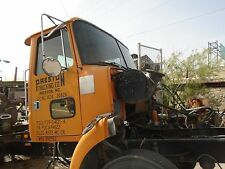 1994 Volvo WG42T Truck Complete Cab - NO RUST, Very Clean