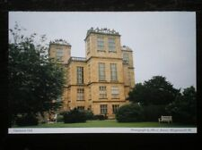 POSTCARD B39-6 DERBYSHIRE CHESTERFIELD HARDWICK HALL - VIEW FROM THE GARDEN