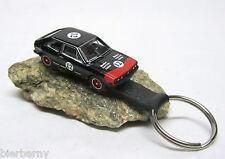 Schlüsselanhänger VW Scirocco 1 GTI Sport 1:87 HO BUB Modell Metall UNIKAT NEU