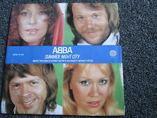Abba-SUMMER Night City 7 PS-made in Hungary-POP