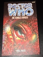Dr Doctor Who The Scarlet Empress by Paul Magrs (1998, BBC EDA# 15)