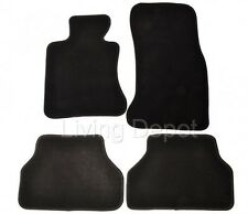 Fit For 05-10 BMW E60 5-Series 4Dr  Floor Mats Carpet Front & Rear 4PC