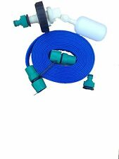 QUALITY FLAT FOOD GRADE HOSE MAINS WATER KIT FOR USE WITH 40L WATERHOG