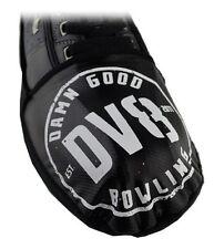 DV8 Dura Flexx Black Bowling Shoe Slider