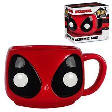 Funko Marvel Deadpool POP! Home 12 Oz Taza de Cerámica Nuevo Y En Stock Ahora