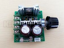 12V-40V 10A Pulse Width Modulator PWM DC Motor Speed Control Switch Controller