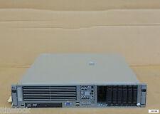 HP ProLiant DL380 G5 2x Dual-Core XEON 2.0Ghz 2U Raid Rack Server 391835-B21