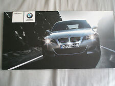 BMW M5 brochure 2004 small format
